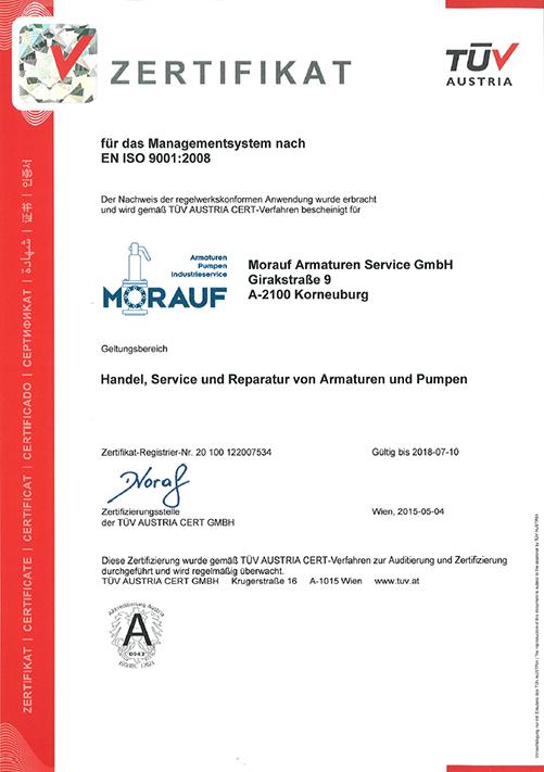 Zertifikat 19